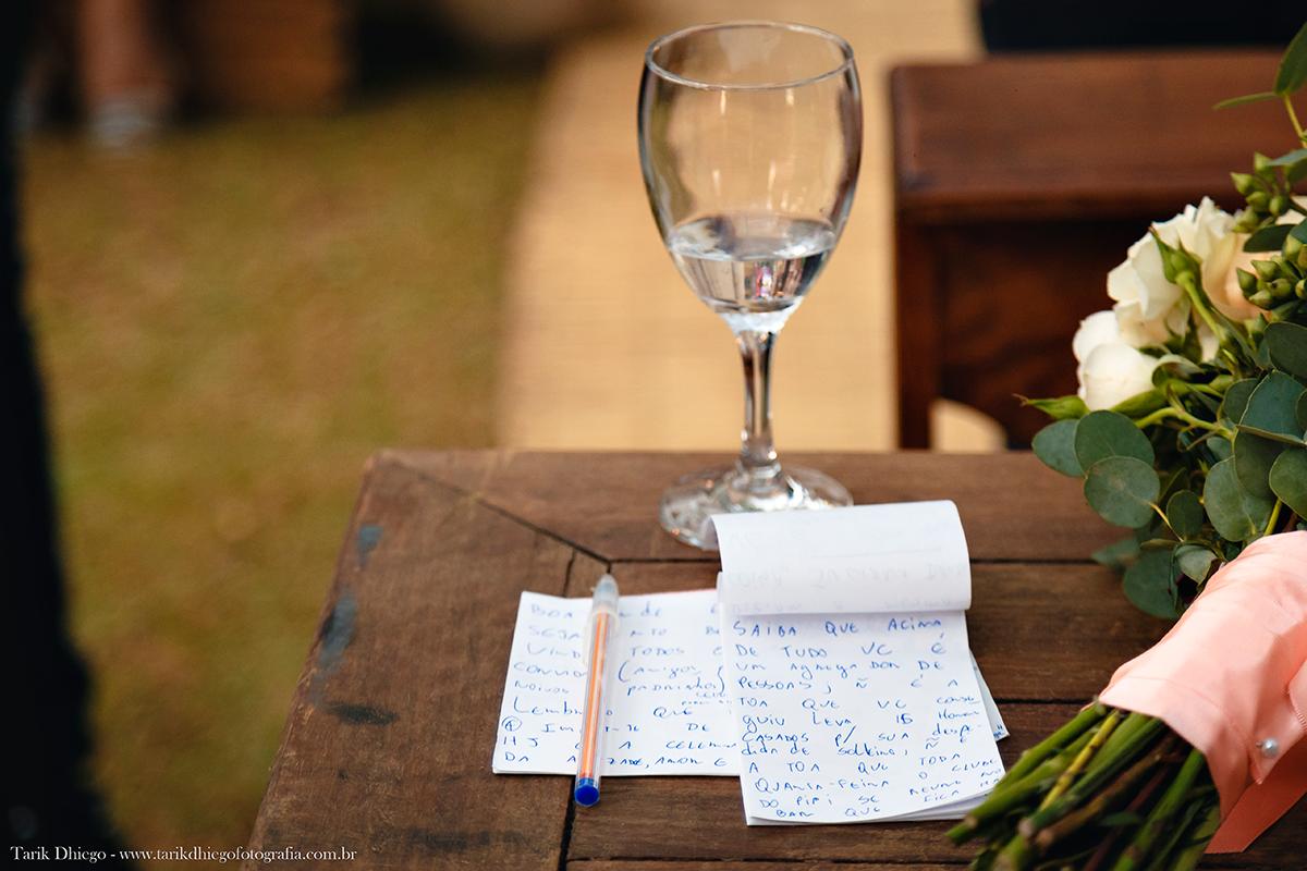 Imagem capa - 6 Dicas Para os Casais Escreverem os Votos Matrimoniais! por Tarik Dhiego Pereira