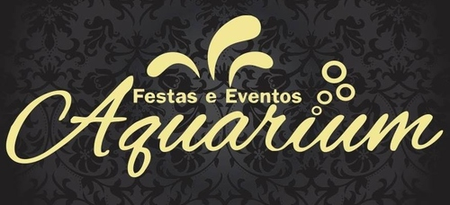 Logotipo de Aquarium Festas e Eventos
