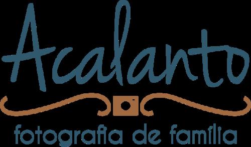 Logotipo de Estúdio Acalanto