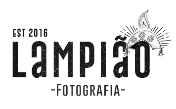 Logotipo de Lampião Fotografia de Casamento em Santos - São Paulo