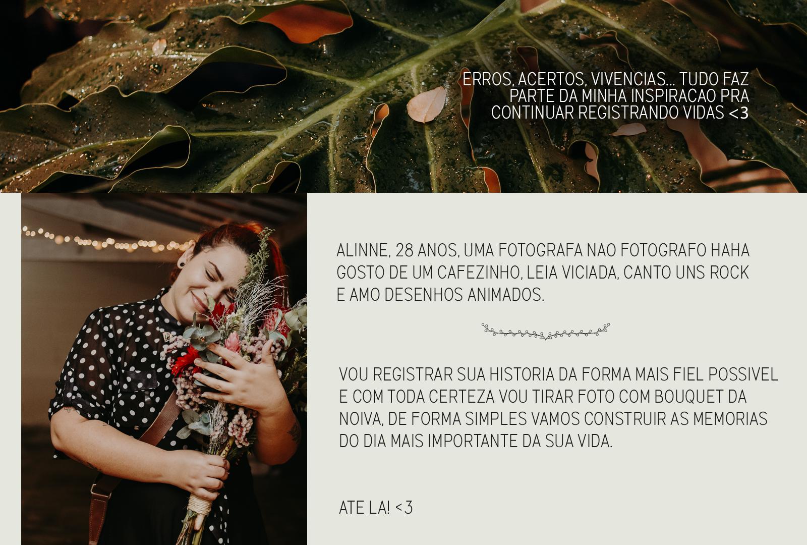 Sobre Fotógrafo de Casamento em São Paulo - Baixada Santista