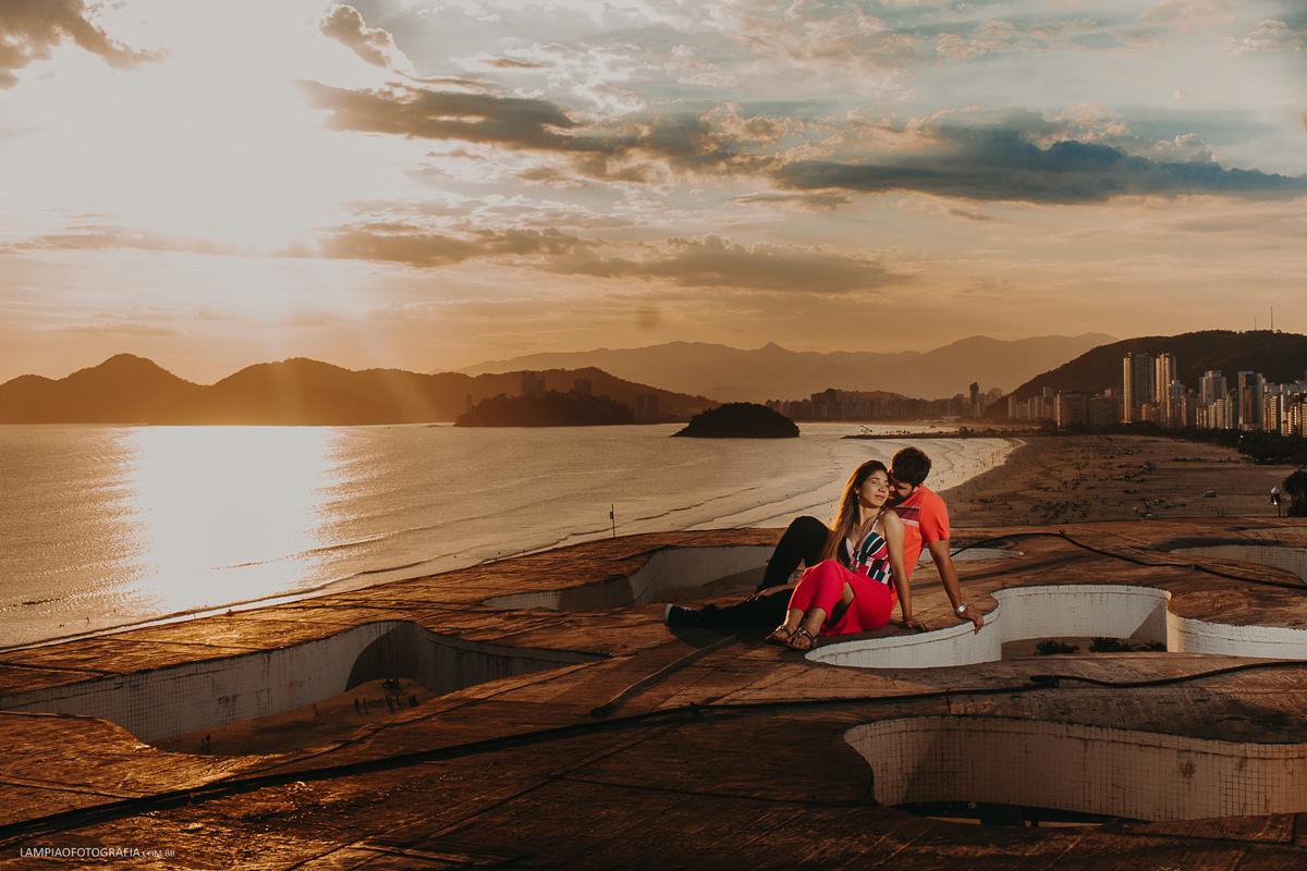 Imagem capa - Lugares pra ensaio externo em Santos e Região por Lampião Fotografia de Casamento em Santos - São Paulo