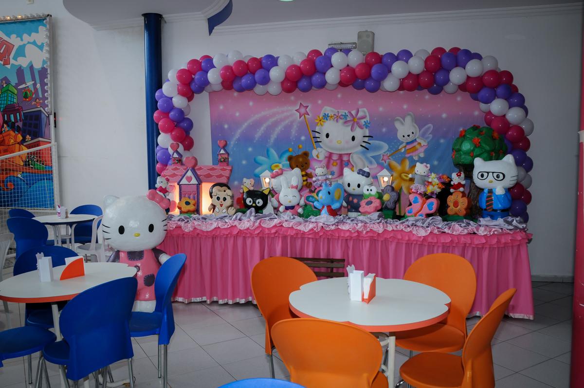 Buffet Infantil Planeta 2, Butantã, SP, festa infantil, tema Hello Kitty, Maria Eduarda 6 anos