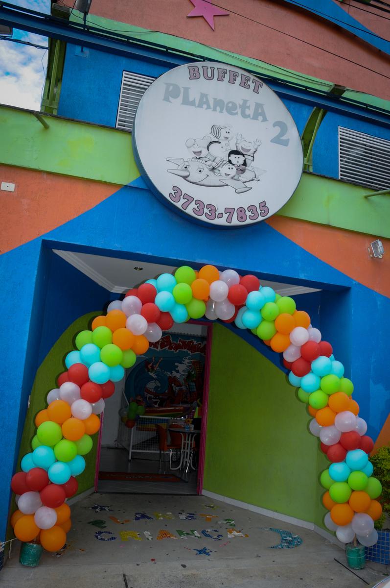 Buffet Planeta 2, Butantã, SP, festa infantil fotografia infantil, aniversário de Fabrício 4 anos tema da mesa dinossauros
