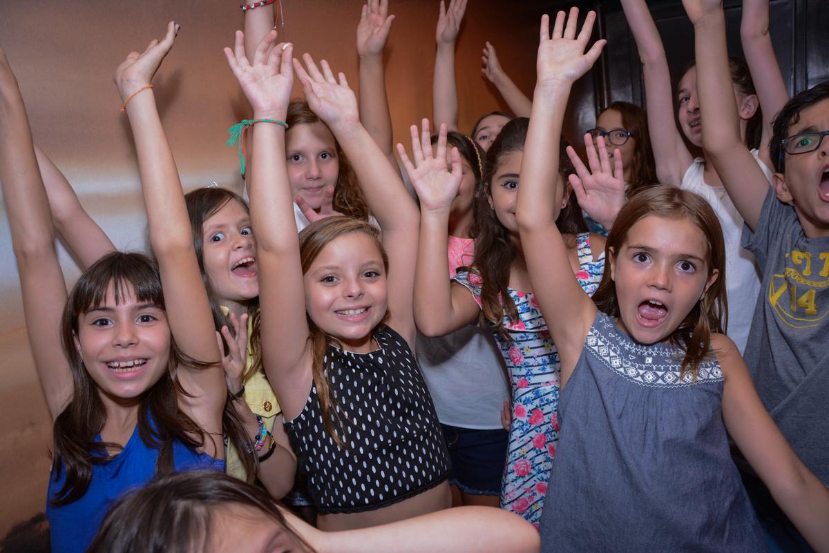 fotos divertidas no Escape Home, Alphaville, São Paulo, Luana 10 anos