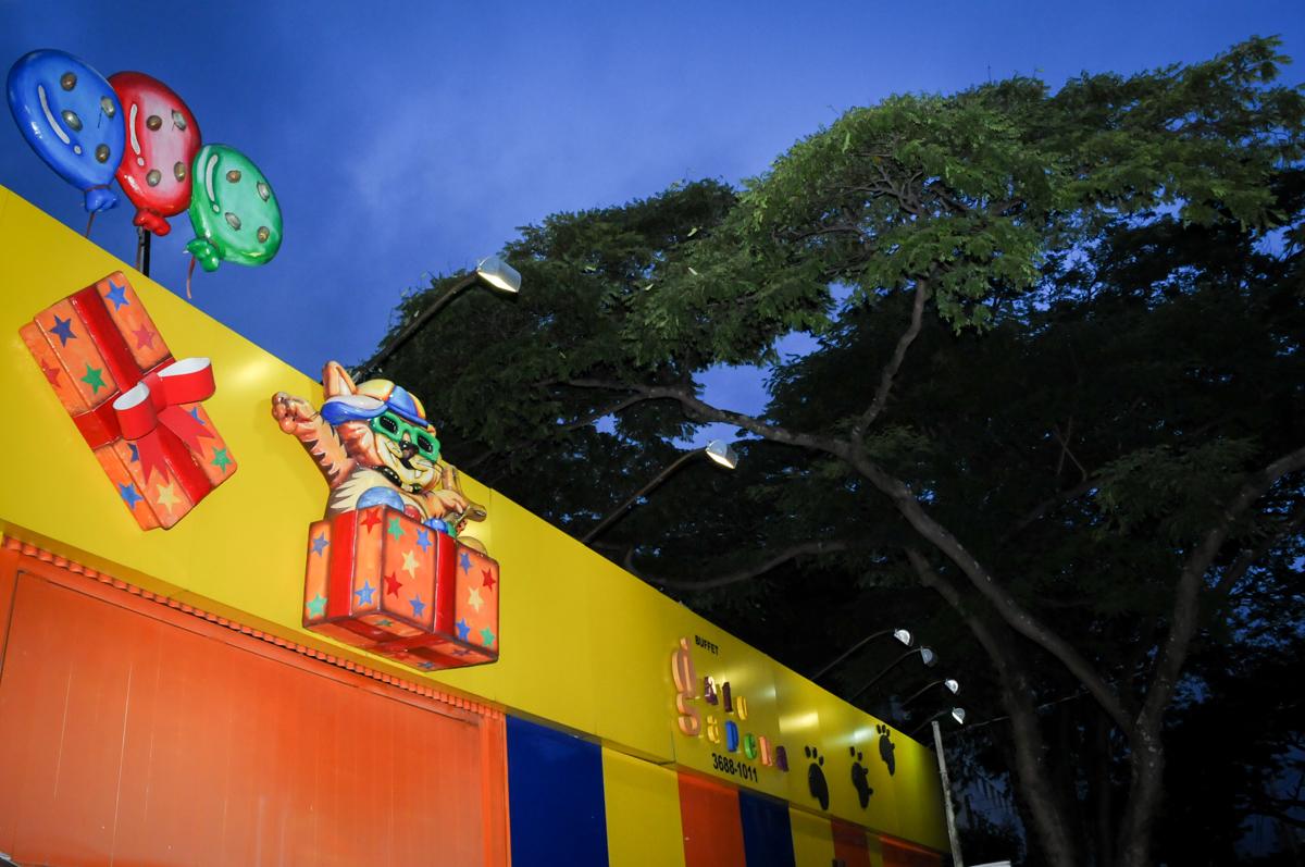 Buffet Gato Sapeca, Osasco, SP, festa de aniversário, Inês 5 anos, tema da festa princesas.