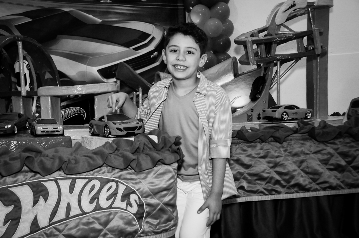 sorriso na hora de ser fotografado no buffet balaktoon, sao paulo, sp