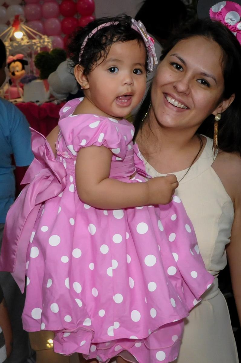 colinho da mamãe no Buffet Comics, Morumbi, São Paulo, SP, aniversario de Giovanna 1 aninho, tema da festa, minie rosa