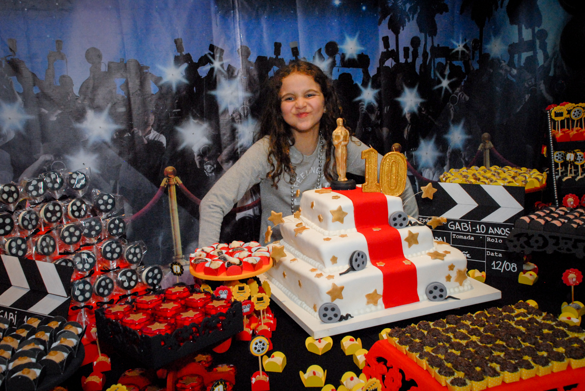 Festa Infantil Gabriella 10 Anos Condomínio Alto De Pinheiros