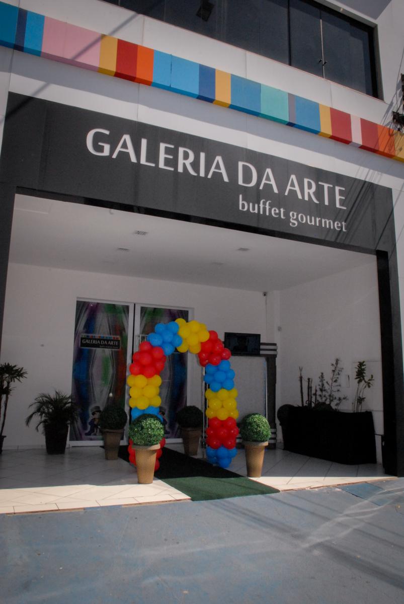 Buffet Galeria da Arte, Vila Maria, São Paulo, aniversário de Lorenzo 4 e Lucca 1 aninho tema da festa super herois