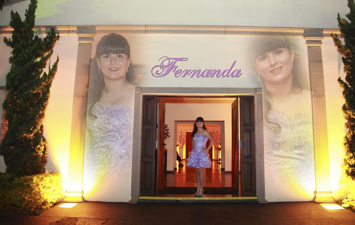 Foto de Fernanda 15 anos