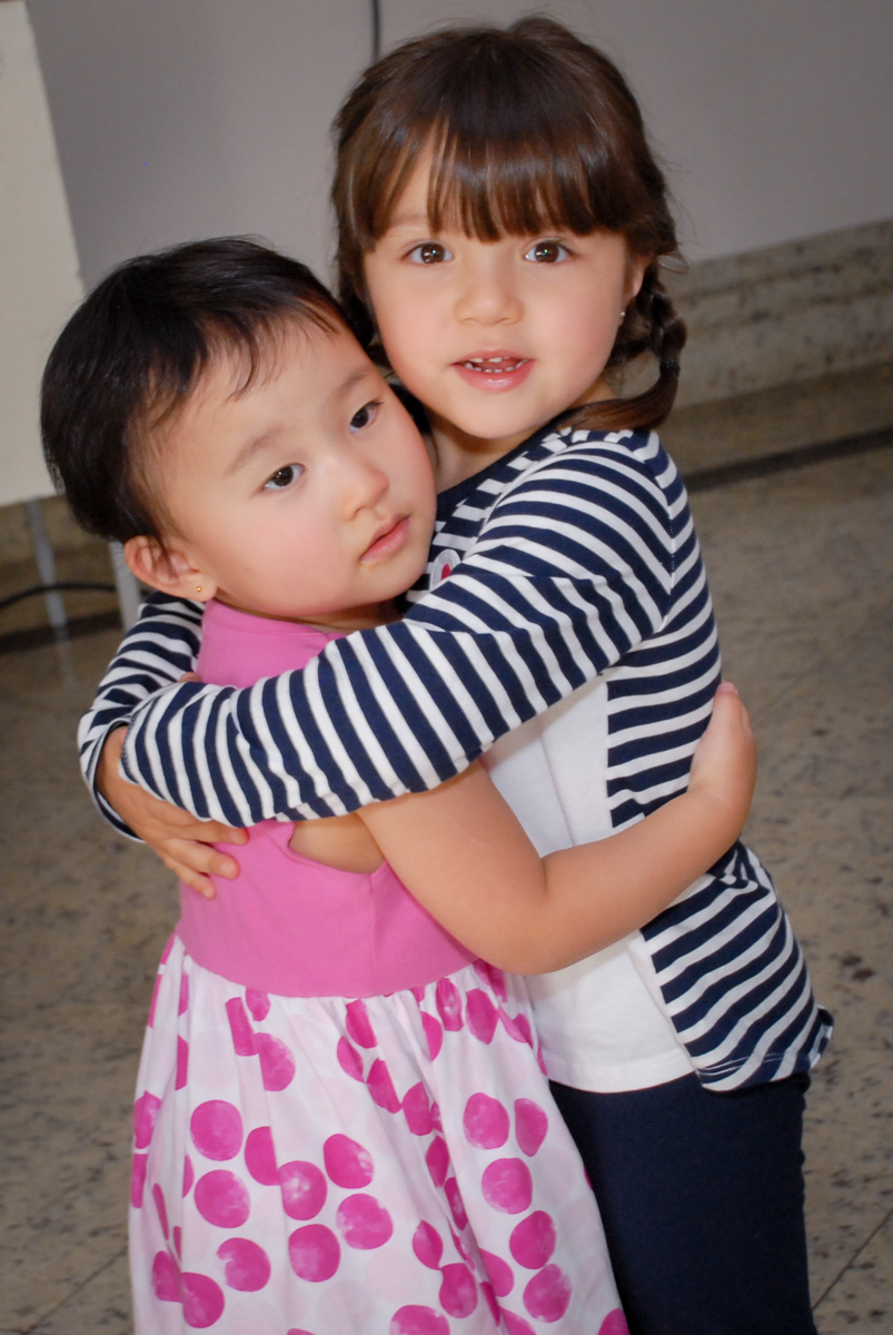 abraço da amiga no condominio vila mariana aniversario de nicole 3 aninhos tema da festa princesas