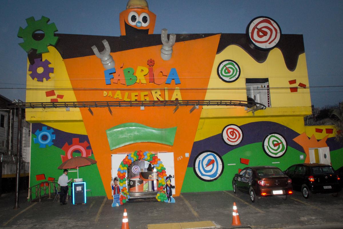 Buffet Fábrica da Alegria, Morumbi, São Paulo, aniversário de Otávio 5 anos, tema da festa lego super heróis