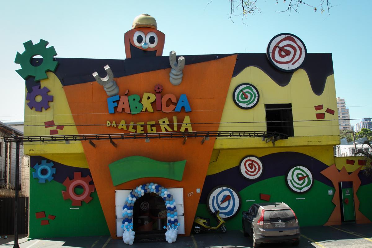 buffet Fábrica da Alegria, Morumbi, São Paulo, aniversário de Ana Carolina, 6 anos. tema da festa detetives do predio azul
