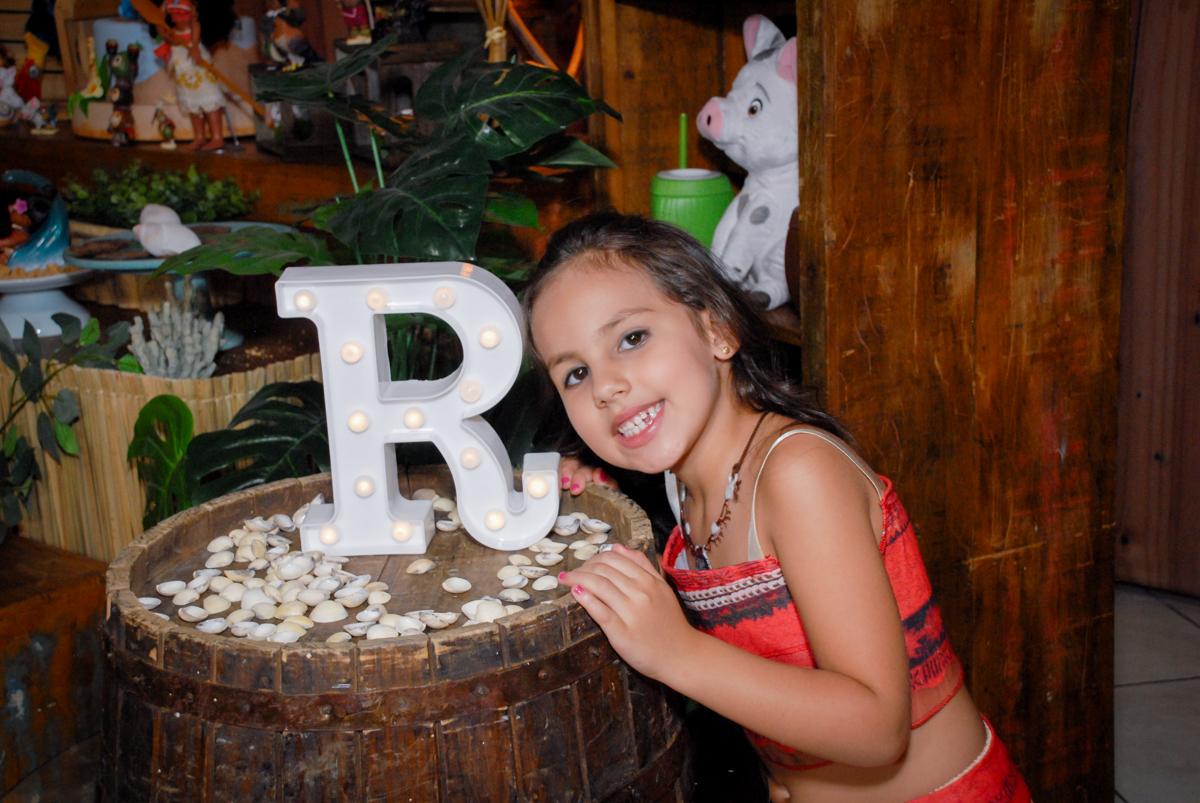 final da festa no Buffet Fábrica da Alegria, Osasco São Paulo aniversário de Rafaela 5 anos, tema da festa Moana