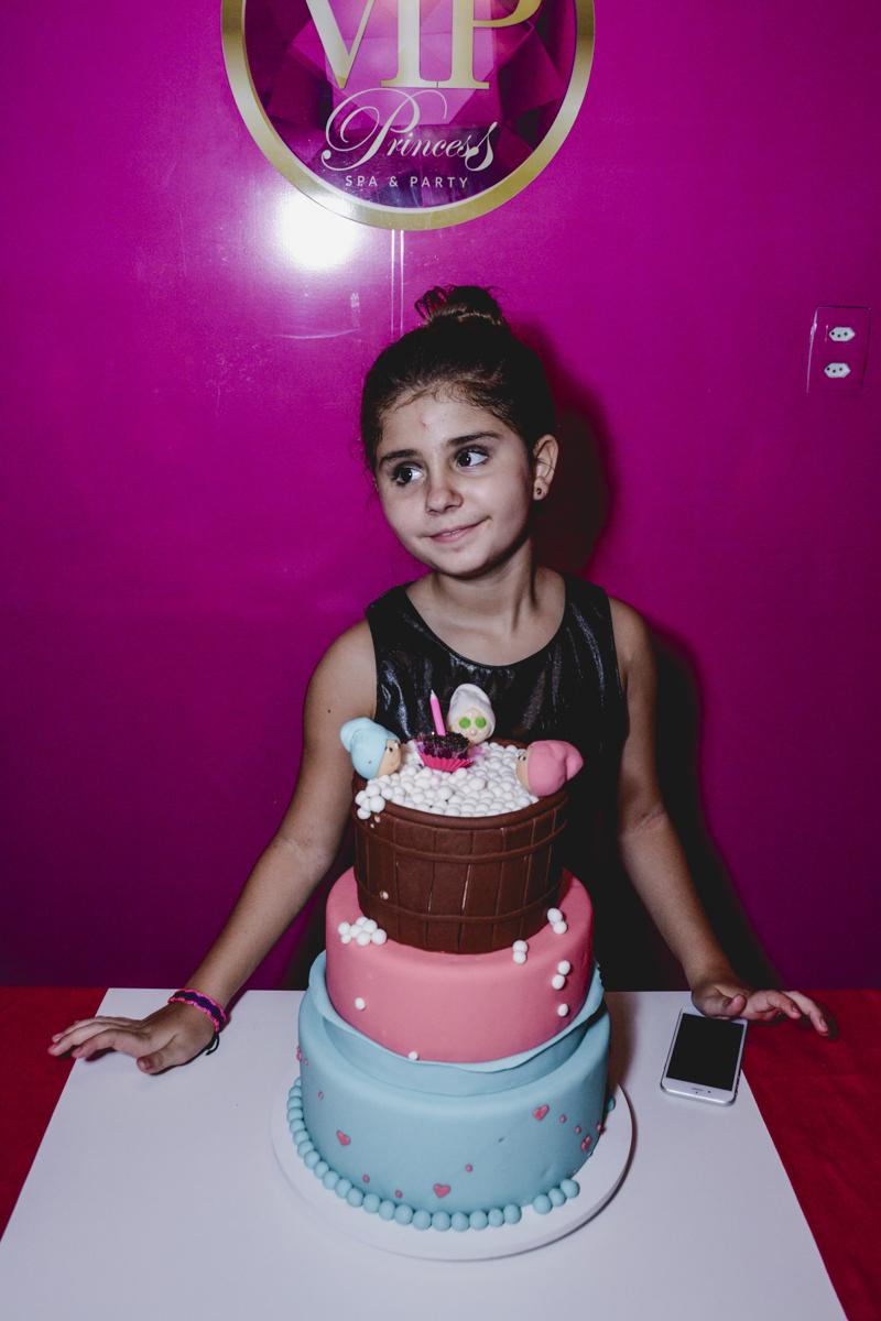 Foto de Luana 9 anos