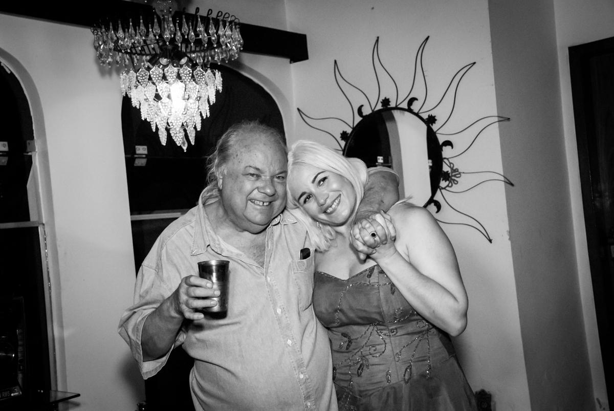 o casal de aniversariante no aniversário de Helena 40 e Wanderley 67 anos, festa realizada no condomínio, Morumbi, São Paulo