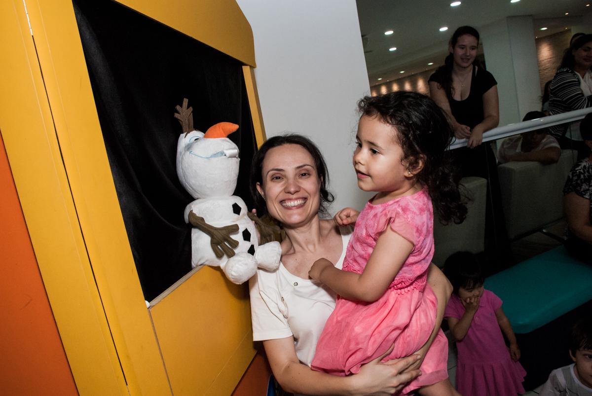 show do olavi no Buffet Magic Joy, saude, são Paulo, aniversário de Catarina 3 anos, tema da festa fundo do mar
