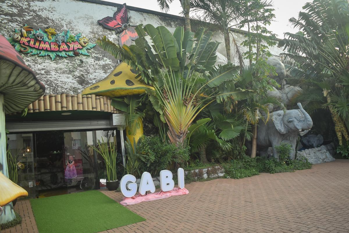 Buffet Cumbaya, Tatuapé, São Paulo, aniversário de Gabriela 3 anos tema da festa fadas