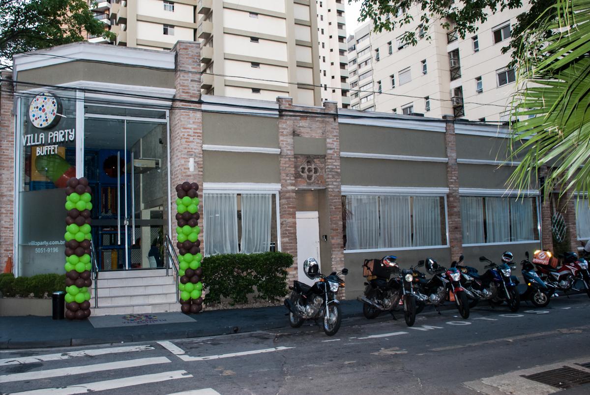 Buffet Vila Party, Moema, São Paulo, aniversario de Eduardo 6 anos, tema da festa Mini Craft