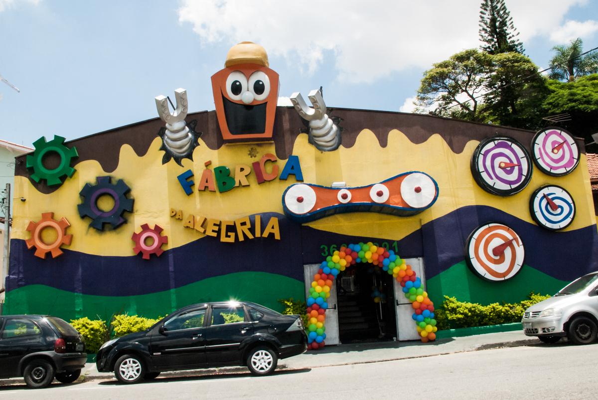 Buffet Fábrica da Alegria, Osasco, aniversário de Arthur 4 anos, tema da festa Patrulha Canina