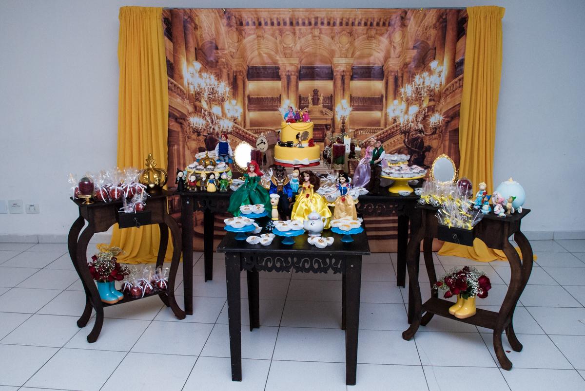 Salão de festas, Imirim São Paulo, aniversário de Patricia 40 anos, tema da festa Princesas