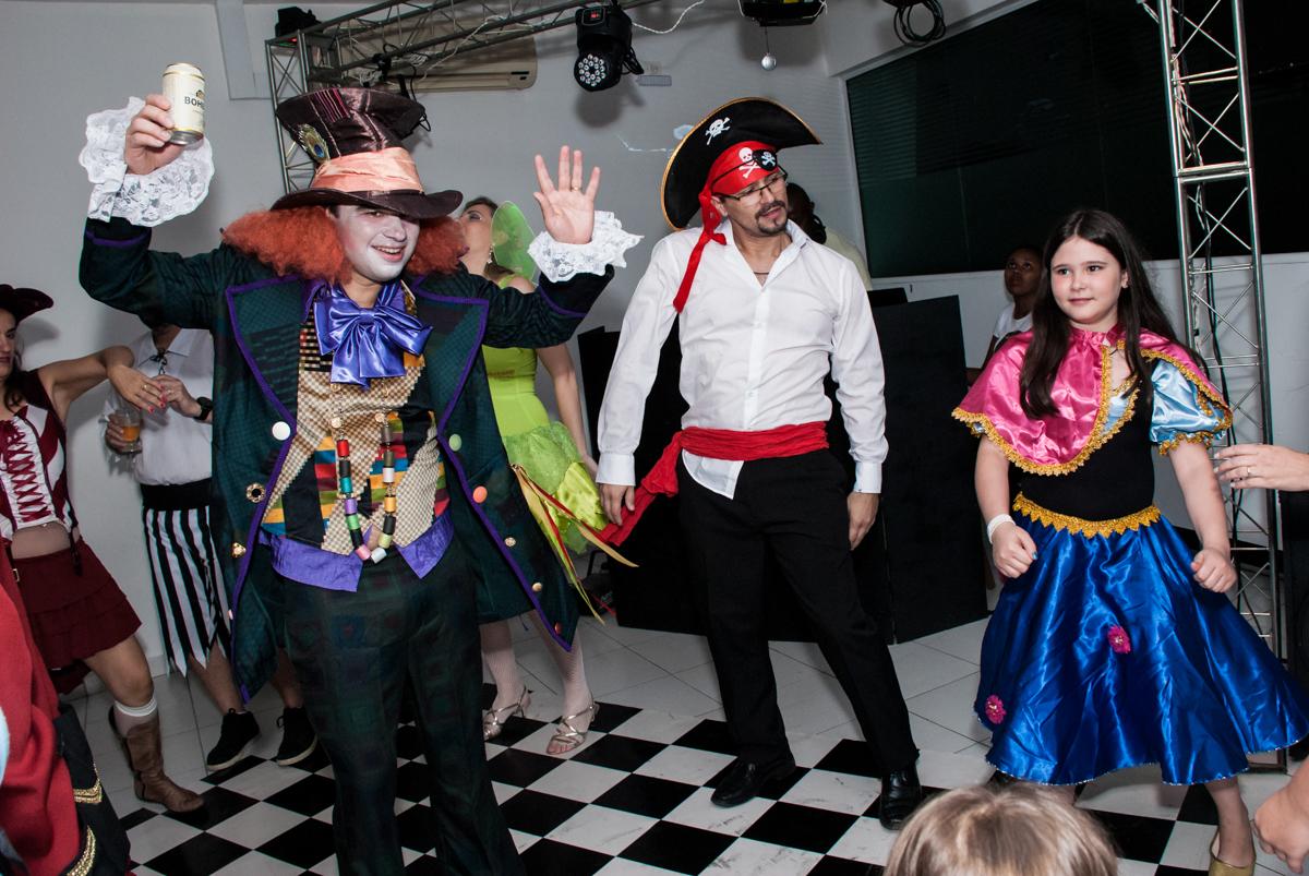 festa a fantasia no Salão de festas, Imirim São Paulo, aniversário de Patricia 40 anos, tema da festa Princesas