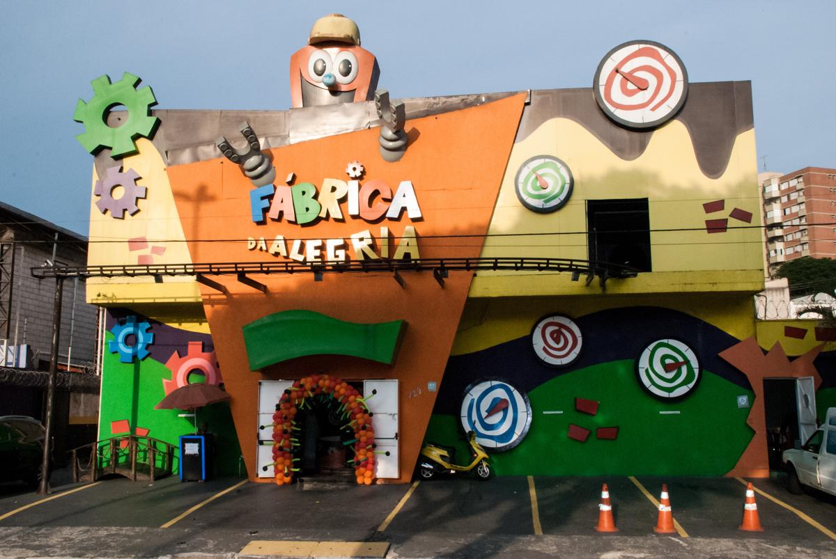 Buffet Fábrica da Alegria, Morumbi, São Paulo, aniversario de Pedro Henrique 7 anos, tema da festa mini craft