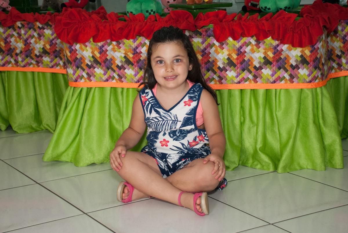 princesa linda no Buffet Fábrica da Alegria, Morumbi, São Paulo, aniversario de Pedro Henrique 7 anos, tema da festa mini craft