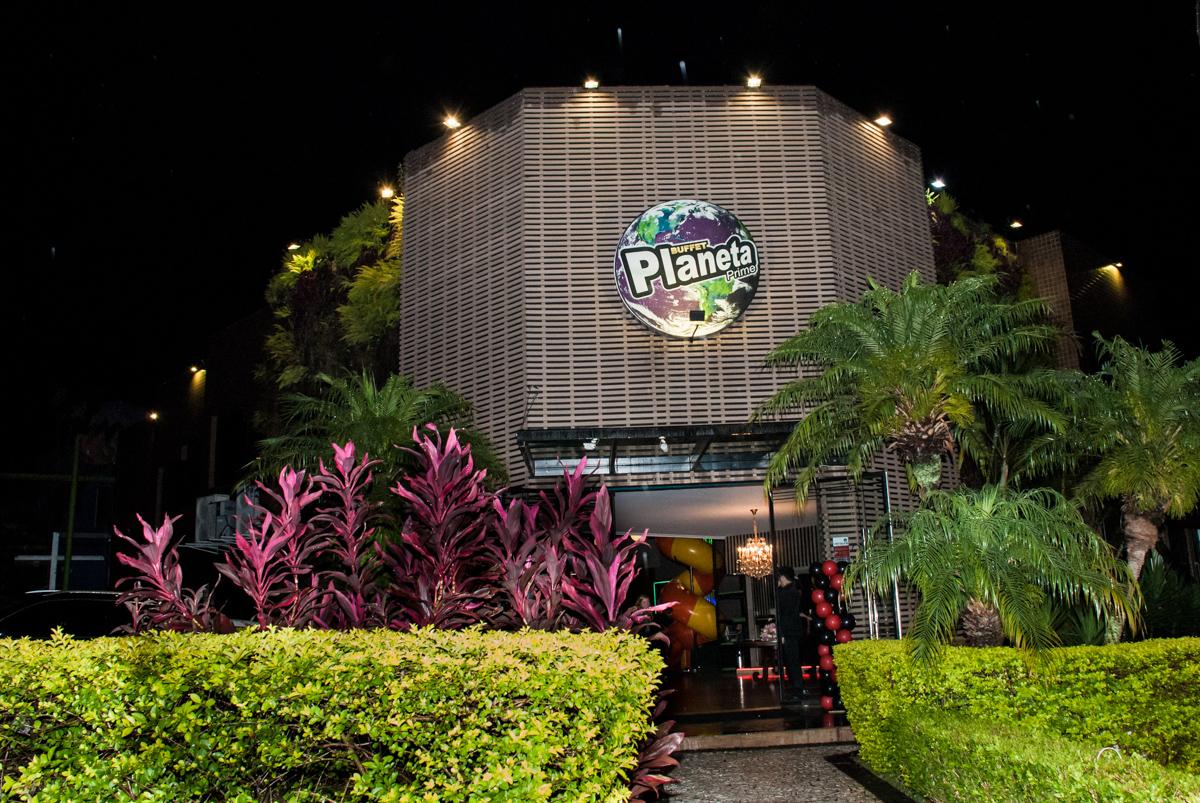 Buffet Planeta Prime, São Paulo, aniversário de Malu 5 anos, tema da festa Miráculos