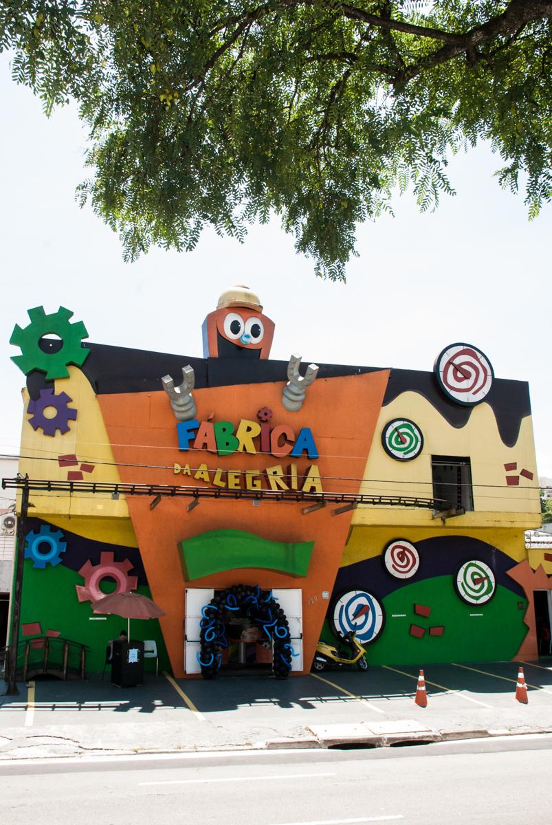 Buffet Fábrica da Alegria Morumbi, São Paulo, aniversário de João Pedro 4 anos tema da festa Batman