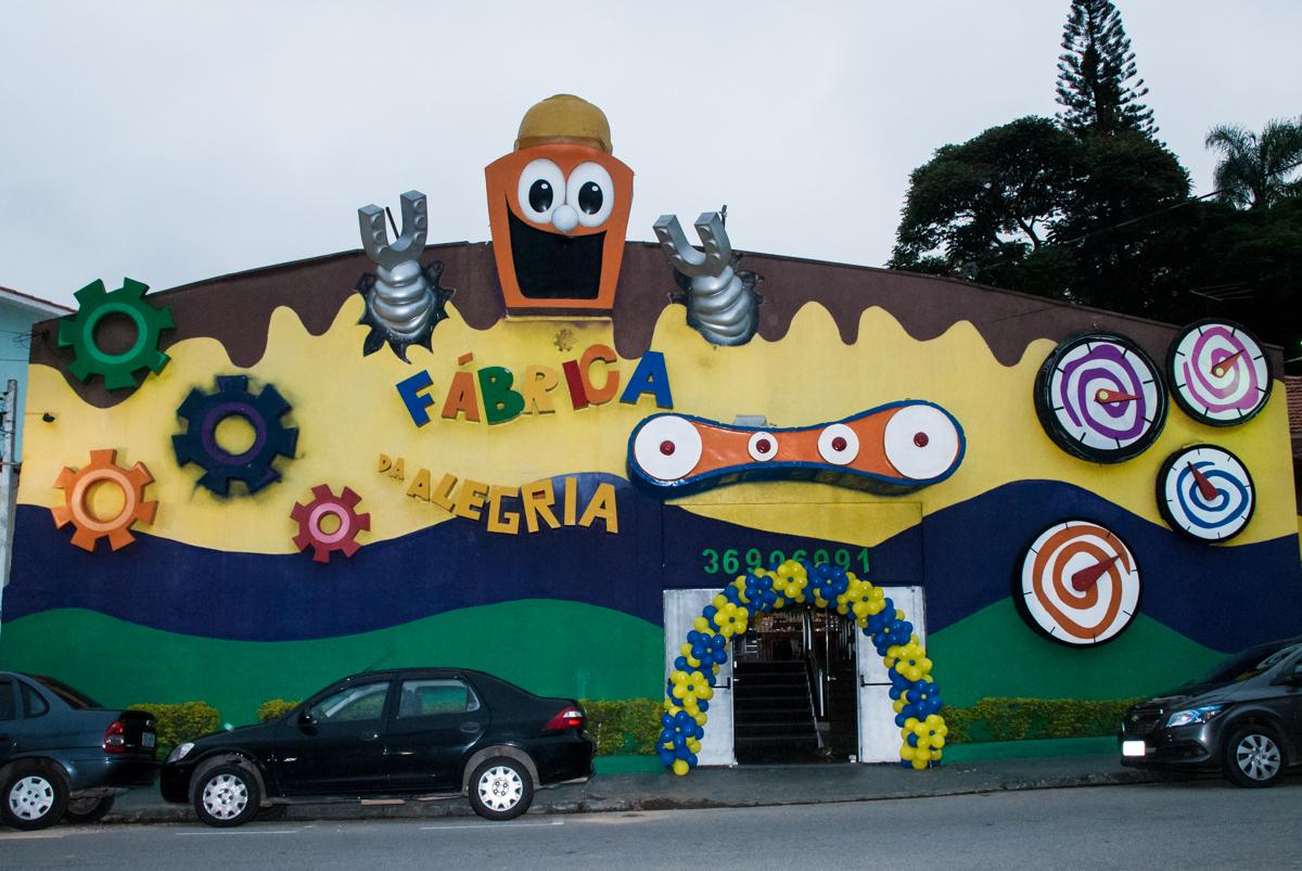 Buffet Fábrica da Alegria, Osasco São Paulo, aniversário de Vitória 9 anos, tema da festa A Bela e a Fera