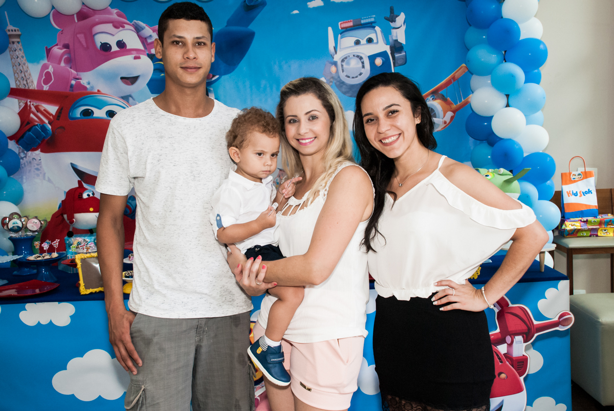hora de curtir os tios mo Condominio, Morumbi, São Paulo, tema da festa super wings