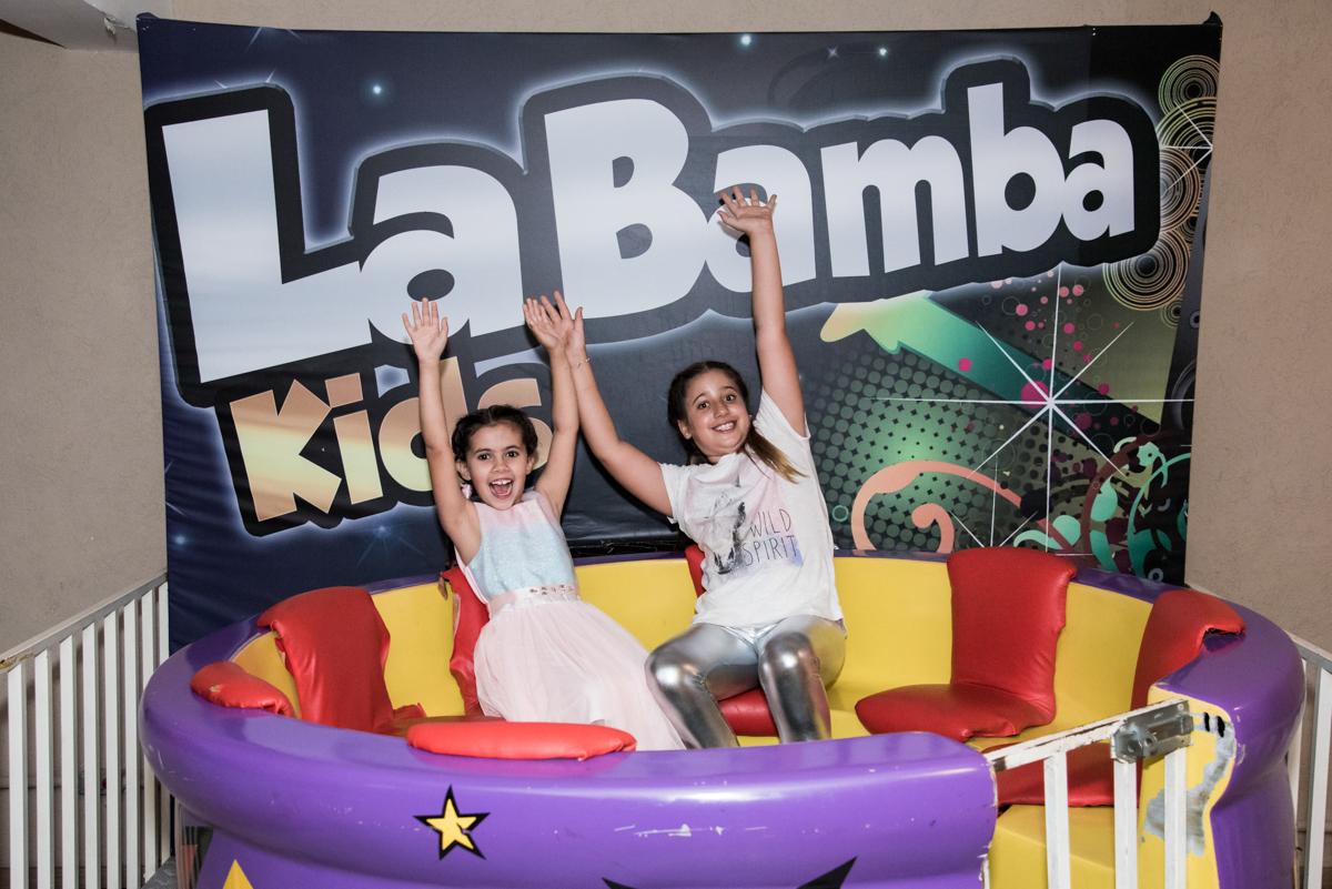 labamba divertido no Buffet Planeta Kids, Lapa, São Paulo, aniversario de Sarah 8 anos, tema da festa Unicórnio
