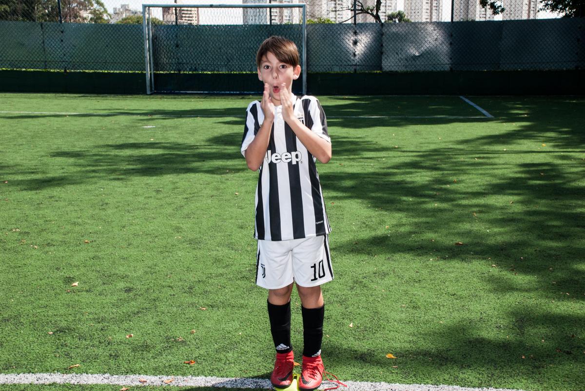 inicio do jogo de futebol