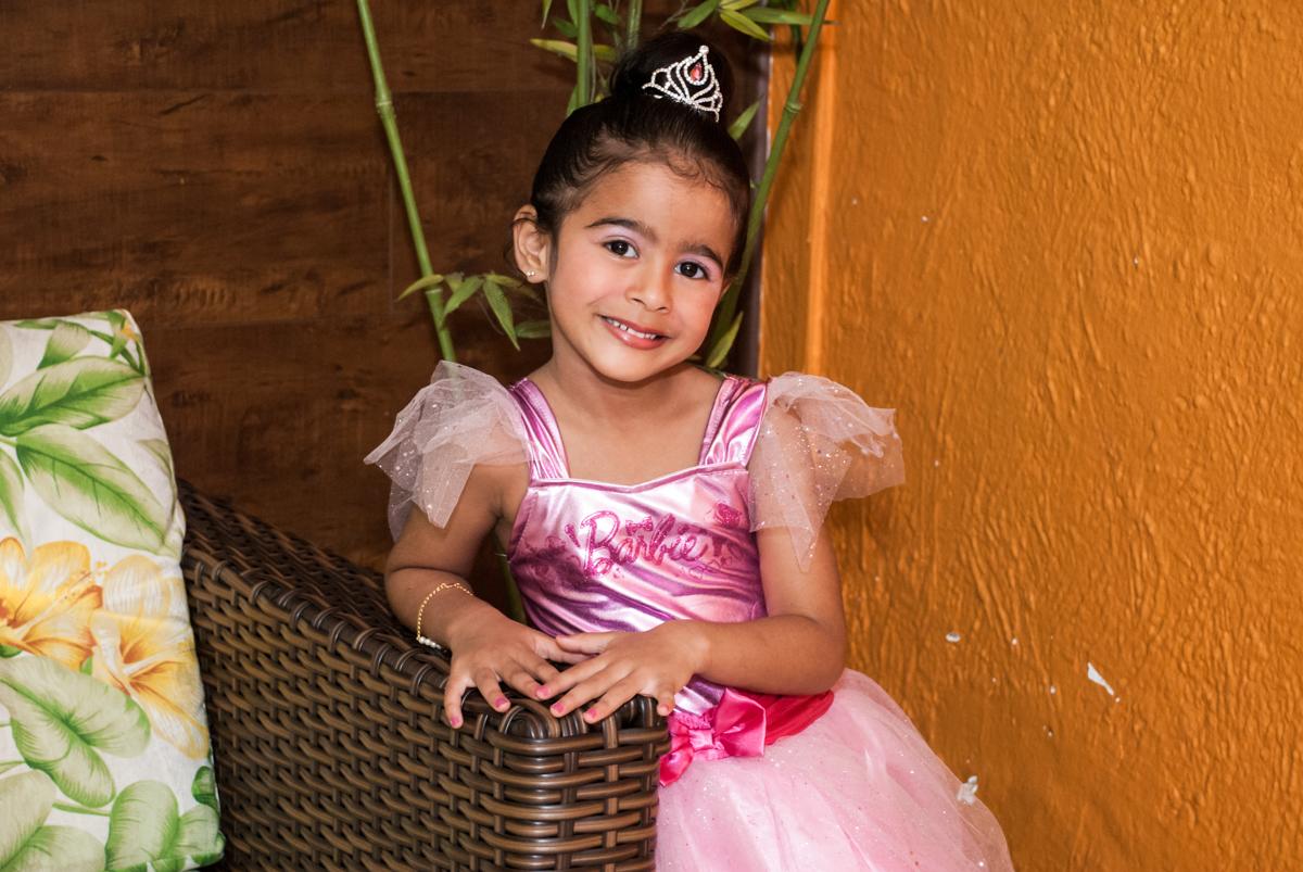 pose de princesa para fazer a foto