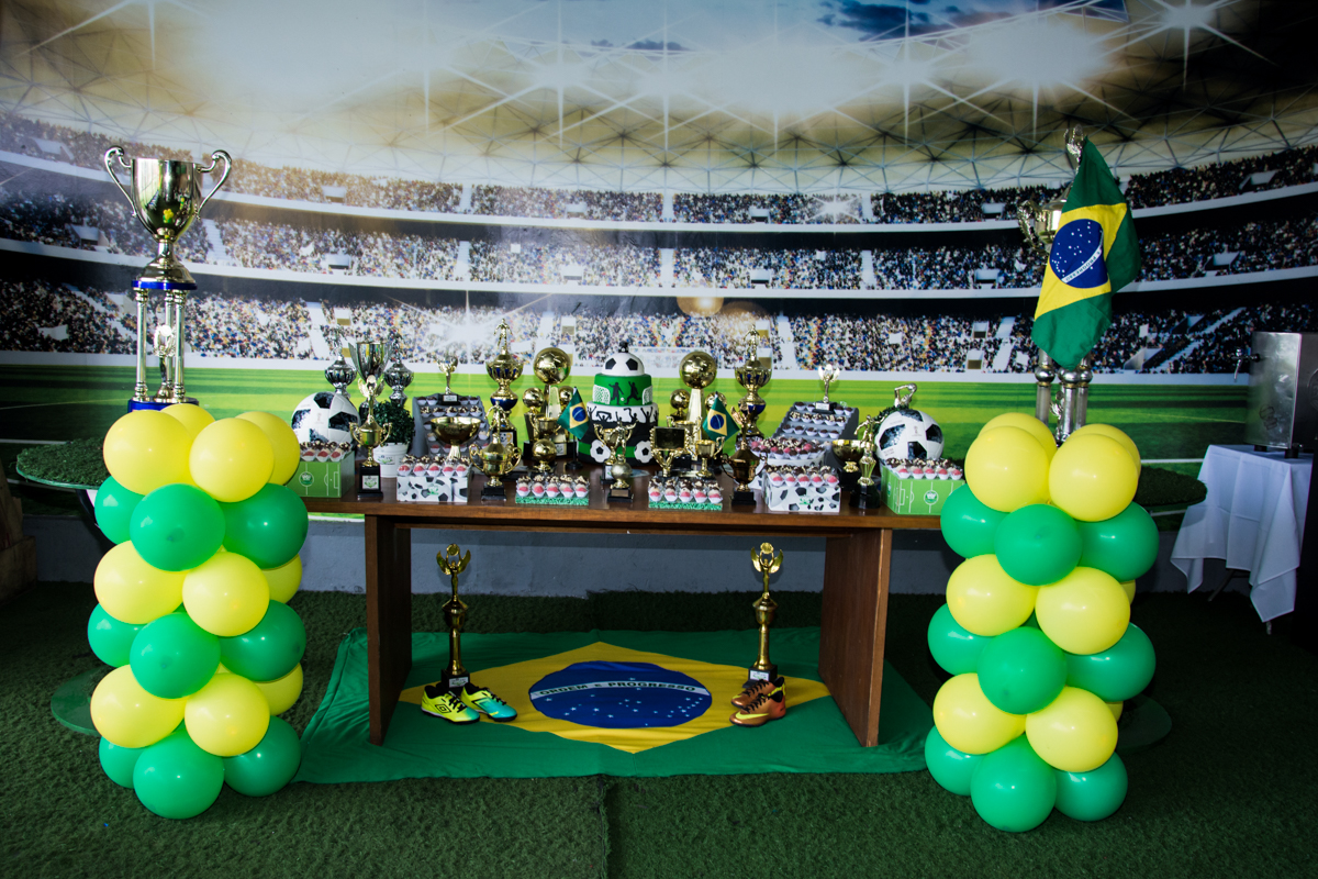 Buffet High Soccer, Morumbi, São Paulo