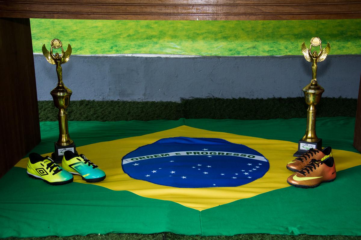 Tema da mesa copa do mundo Brasil