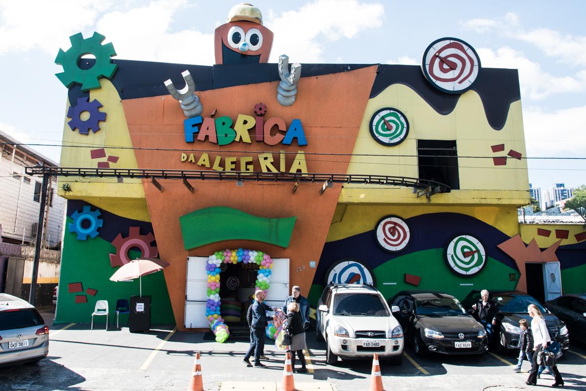 Buffet Fábrica da Alegria Morumbi, São Paulo