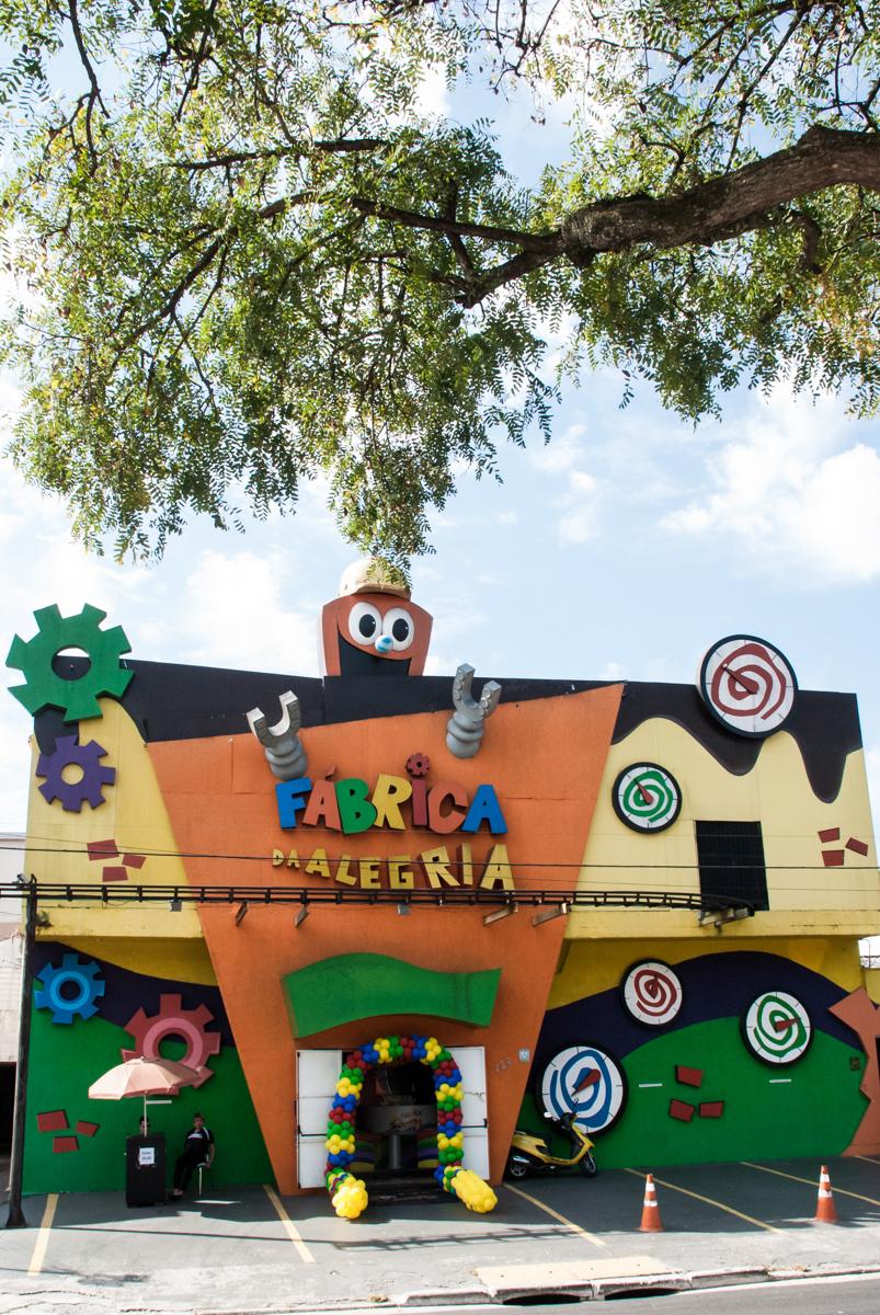 Buffet Fábrica da Alegria Morumbi, São Paulo, aniversário de Leonardo 7 anos, tema da festa Paris Saint German