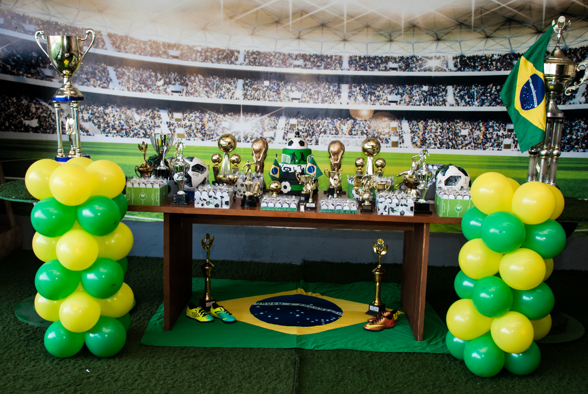mesa temática federação brasileira do Brasil