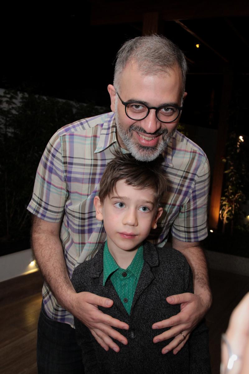 foto pai e filho