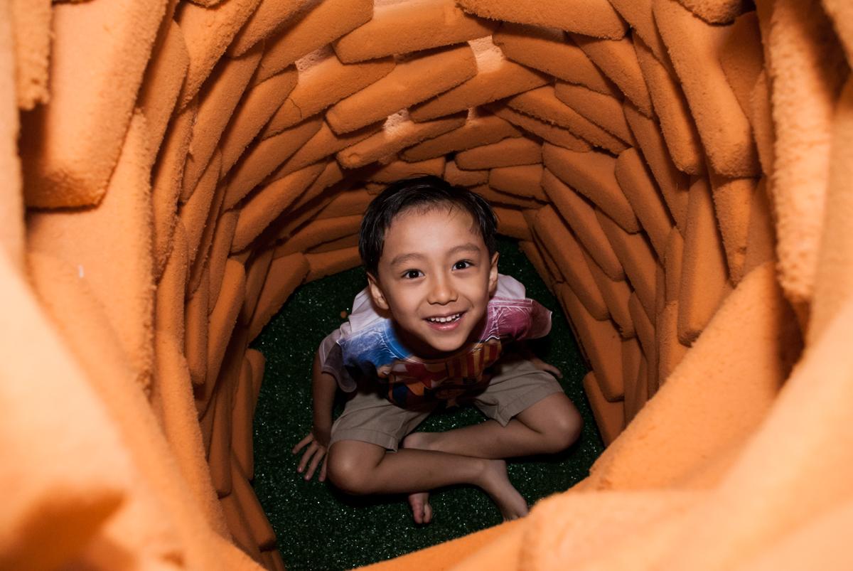 O aniversariante está no fundo do poço