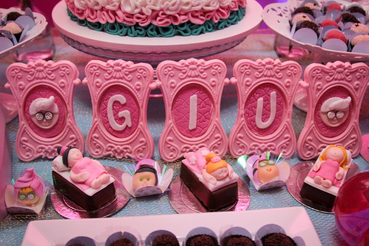 bolo e doces gorme