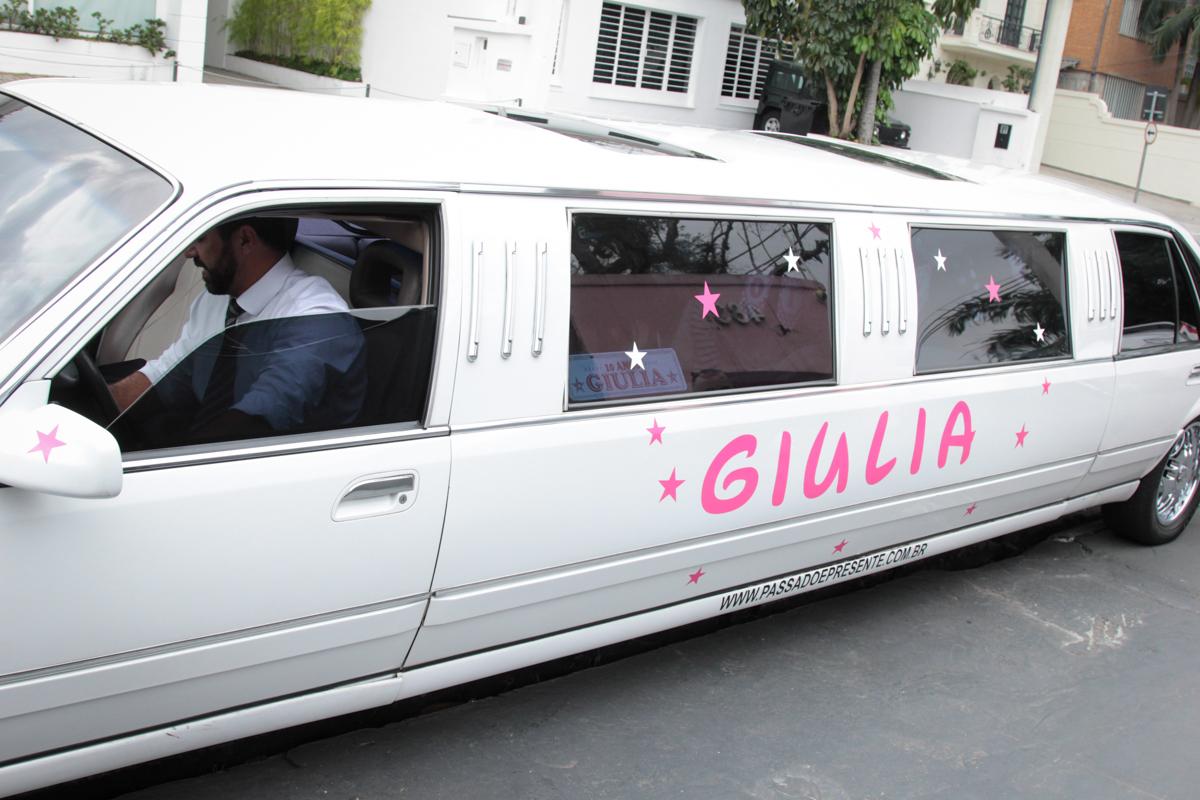 chegou a limousine