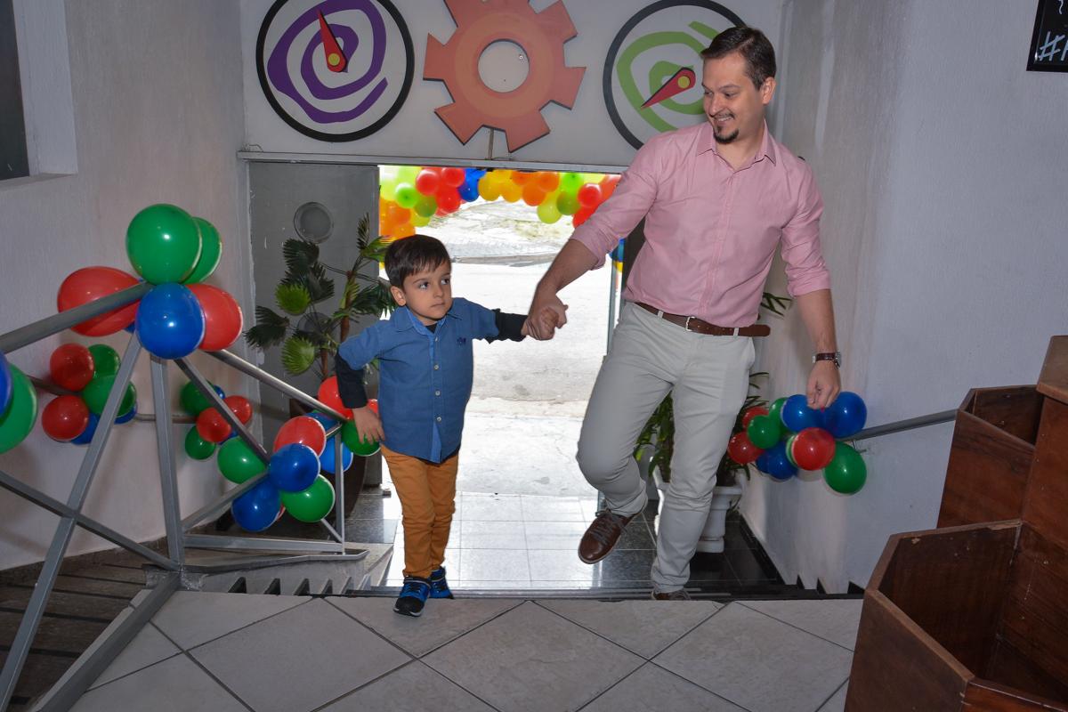 entrada do Lucas 5 anos para sua festa