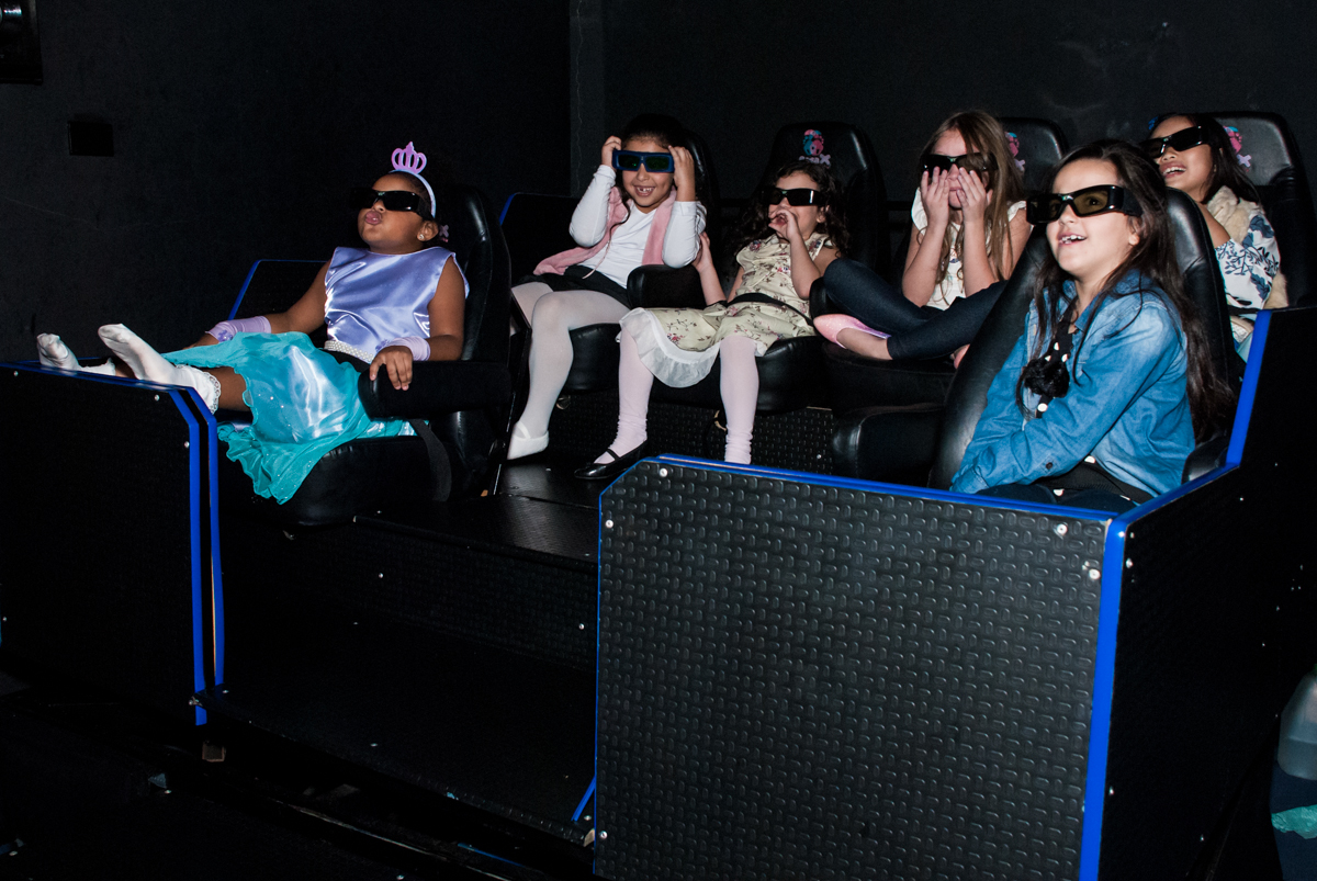 cinema 3 D divertido