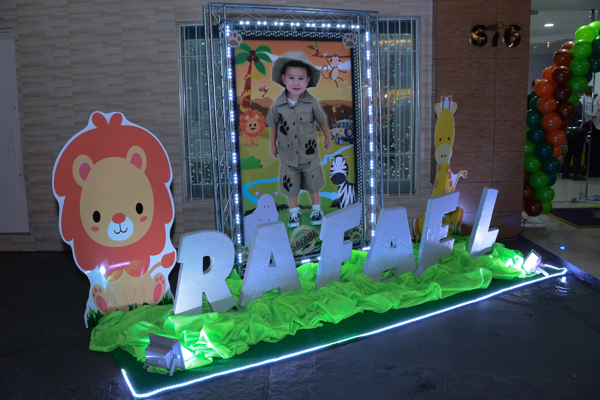 Foto de Rafael 2 anos