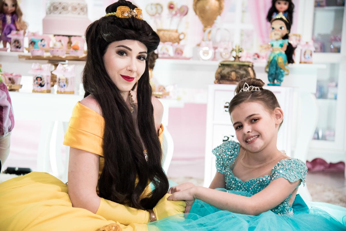 princesa preferida é a Bela