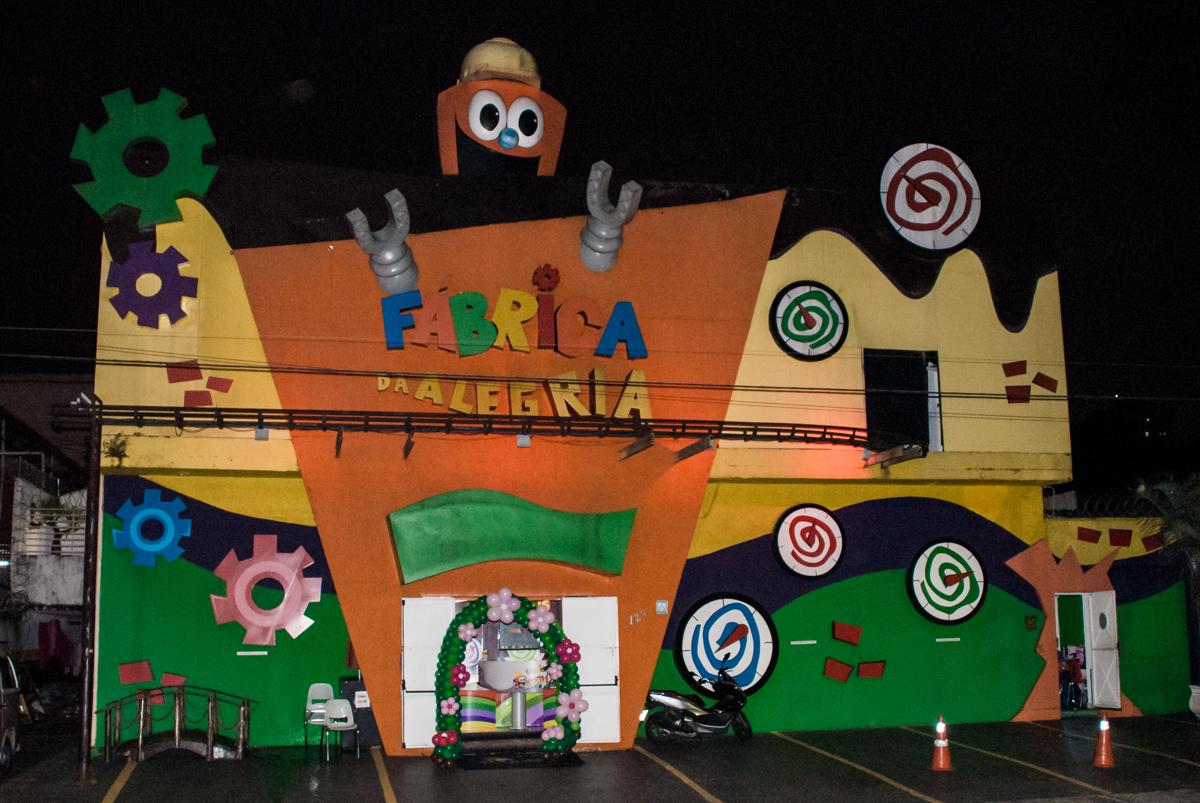 Aniversário de Carolina, 1 aninho, festa realizada no Buffet Fábrica da Alegria, Morumbi, São Paulo, tema bonecas